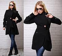 """Модное кашемировое женское пальто """"Кира"""""""