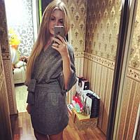 """Твидовое женское пальто """"Винсента"""""""