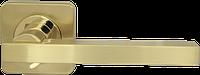 ARMADILLO Ручка раздельная ORBIS SQ004-21SG/GP-4 матовое золото/золото