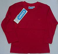 РАСПРОДАЖА! Реглан для мальчика красный и синий р.128-152