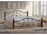 Кровать кованная, железная Хава Н (Hava N)