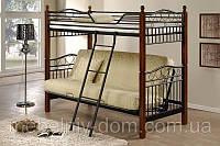 Кровать двухъярусная Фан Футон ДД (Fun Futon)