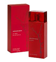 Женский оригинальный парфюм Armand Basi in Red Eau De Parfum ( цветочный аромат), 50 мл  NNR ORGAP