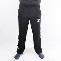 Мужские спортивные штаны АДИДАС (черные)