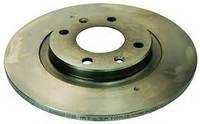 Передние тормозные диски не вентилируемые  Пежо 405 PEUGEOT 405