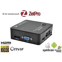 IP-видеорегистратор (mini) NVR ZTP-MVR6208