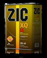 Синтетическое моторное масло ZIC XQ LS 5W-40 ✔ 4л.