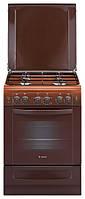 Кухонная плита Gefest ПГЭ 6101-02 коричневая