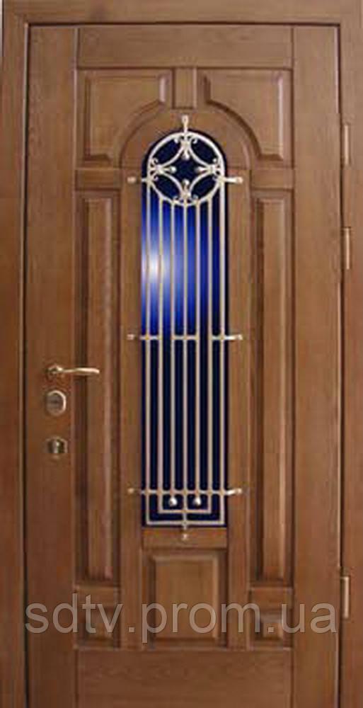 бронированные входные двери для дом со стеклом