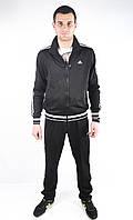 Спортивный костюм Adidas ORIGINAL, производства Турция (черный)