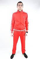 Спортивный костюм Adidas ORIGINAL, производства Турция (коралово-розовый)