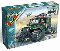 Конструктор BANBAO 8255  военная машина