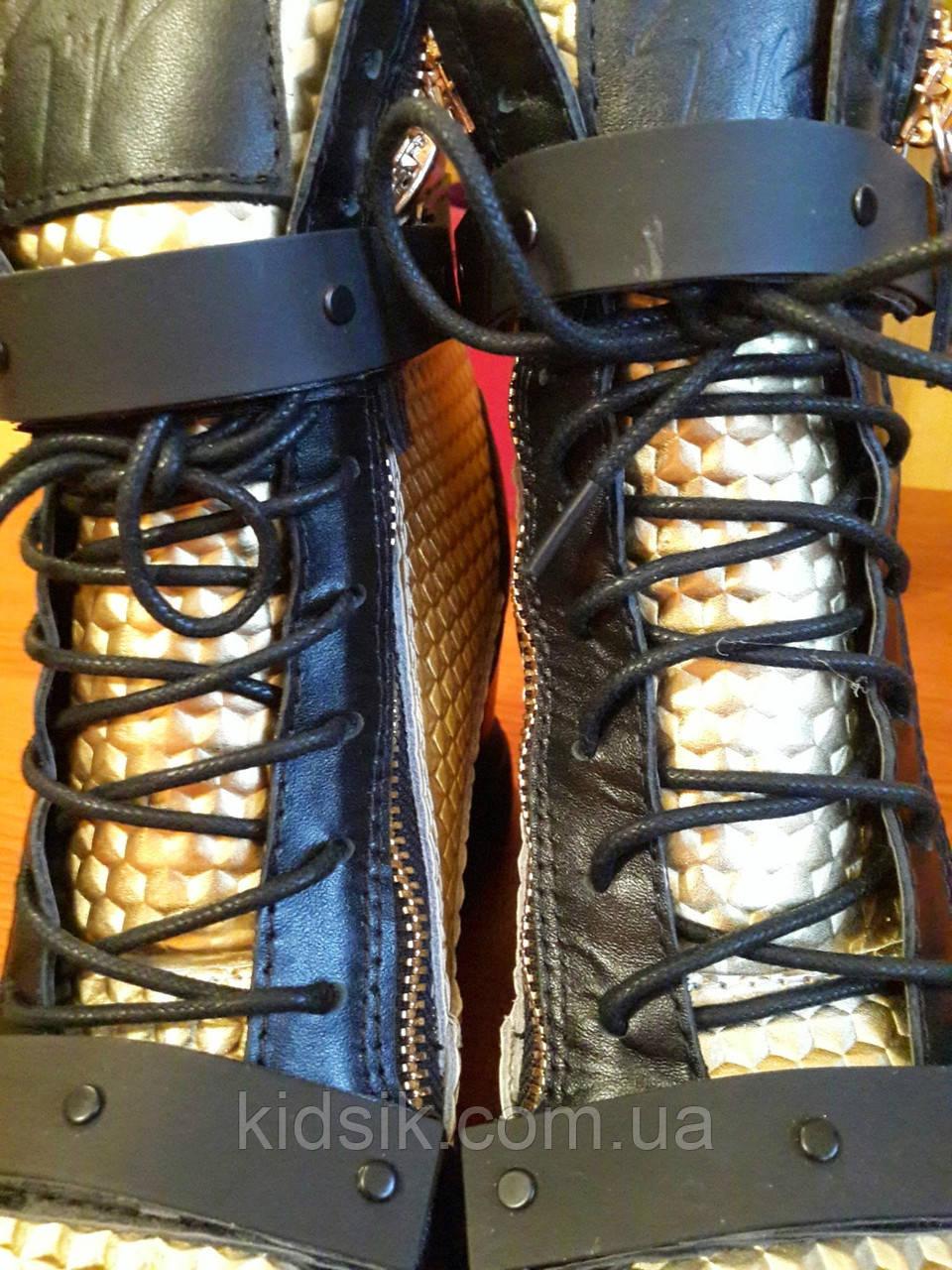 Обувь от Джузеппе Занотти рекомендации