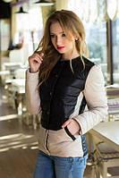 Модная весенне-осенняя куртка  в двух расцветках 9013