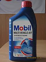 Полусинтетическое трансмиссионное масло для АКПП Mobil  MULTI-VEHICLE ATF