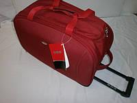 Средняя турецкая сумка на силиконовых колёсах  фирмы CCS