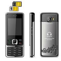 """Телефон Nokia 6300 (Q630) (копия) - 2Sim - 2"""" -FM - BT - Camera - металлический корпус"""