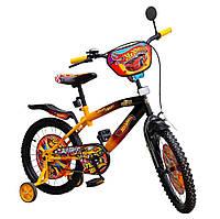 """Двухколесный велосипед для детей 18'' """"Hot Wheel"""", 131809"""