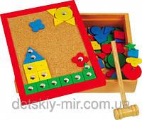 Игровой Набор для Творчества Мозаика Д101
