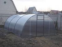Оцинкованый каркас для теплиц   6х4х2,5 м