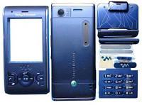 Корпус Sony Ericsson W595 Blue