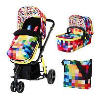 Cosatto, Детская коляска 2в1 Giggle2 цвет PIXELATE!