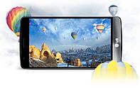 Смартфон LG G3s (D724) titan gold