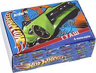 Гуашь 6 ЦВ. Hot Wheels HW13-062K Kite Германия