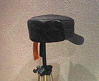Кожаная кепка Pretender