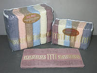 Набор полотенец 6 шт. Havloom Cotton Grek 50x85