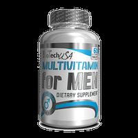 Вітаміни Multivitamin For Men BioTech USA - 60 таб