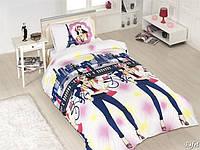 Подростковое постельное белье First Choice Eifel бязь