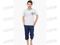 """Комплект мужской с бриджами """"модель 4152"""" (артикул: 12788)"""