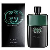 Gucci - Guilty Black Pour Homme NEW