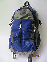 Рюкзак туристический EF на 35 литров синий