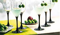 Набор бокалов для красного вина Luminarc Domino 250 г. 6 штук - 62368,H8169
