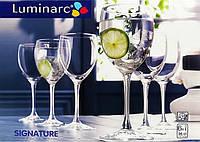 Набор бокалов Luminarc Signature 350 грн. 6 штук - J0012
