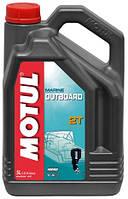 Моторное масло для водного транспорта 2-х тактное минеральное ( TC-W3 ) MOTUL OUTBOARD 2T (5L)