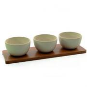 Cook-n-Co Набор мисочек для закусок на подставке Bamboo & melamine 200мл 2800052
