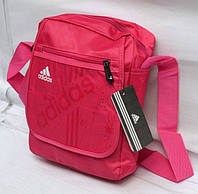 Сумка через плечо Adidas женская розовая