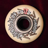 Колесо (колёса) для агрессивных роликов Kryptonics 66.5мм 88А Новые Агрессив Фрискейт Хоккей