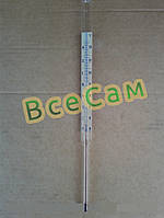 Термометр (градусник) для автоклава 0-150°C /длина нижней части 103 мм/