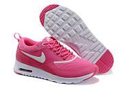 Женские кроссовки Nike Air Max Thea розовые