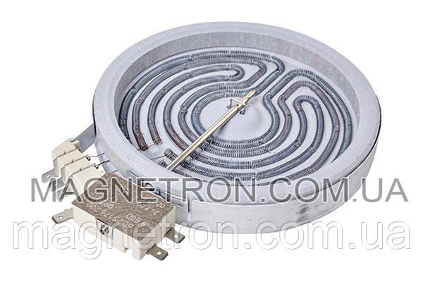 Конфорка стеклокерамической поверхности Beko 1200W 162926016, фото 2