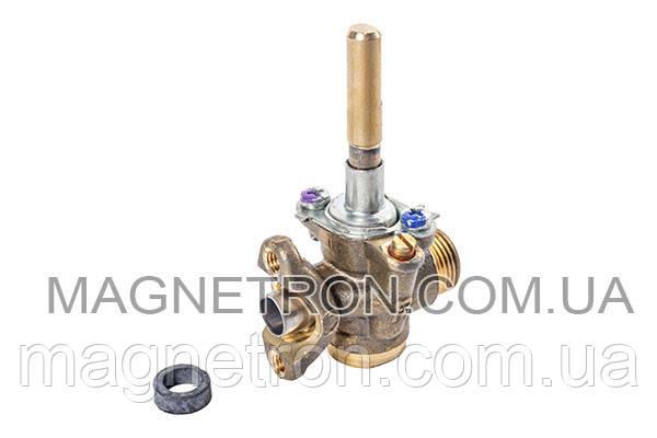 Газовый кран малой горелки для варочной панели Beko 131261026, фото 2