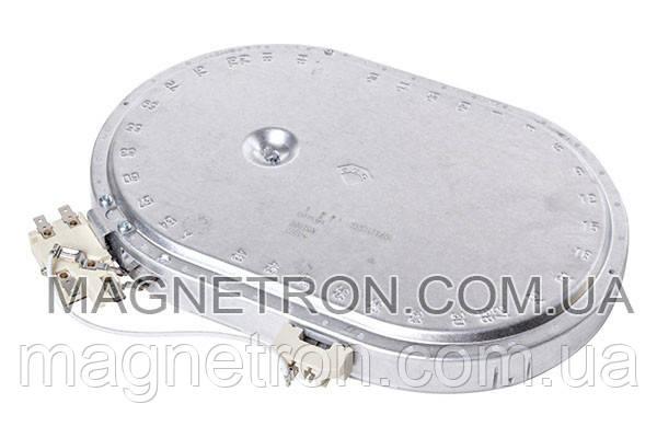 Конфорка для стеклокерамических поверхностей Beko D=165mm 1500/2400W 162260005, фото 2