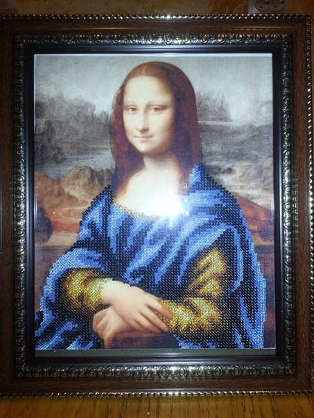 """Мона Лиза"". Артикул: Н-240."