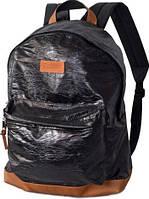 """Стильный городской рюкзак для ноутбука 14.1"""" из качественной искусственной кожи, 20 л. Derby 0100596.00 черный"""