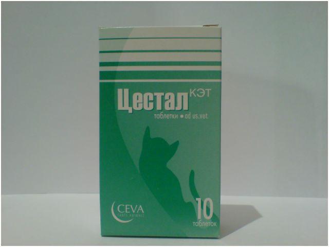 Cestal Cat инструкция - фото 7