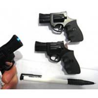 Зажигалка револьвер мини
